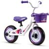 "s'cool pedeX 3in1 - Draisienne Enfant - 10"" violet/blanc"